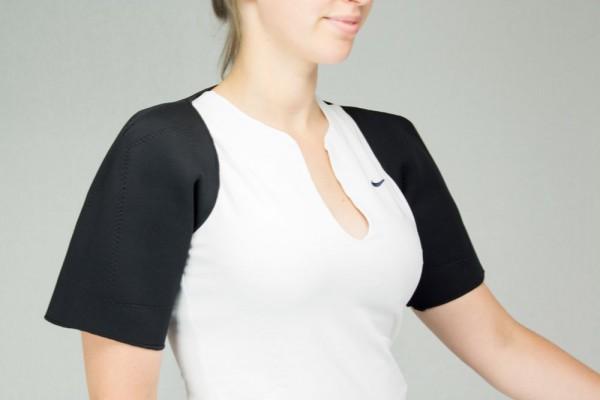 Hoffmanns Schulterbandage mit Heilmagneten